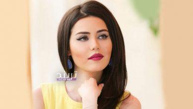 الفنانة السورية ليا مباردي