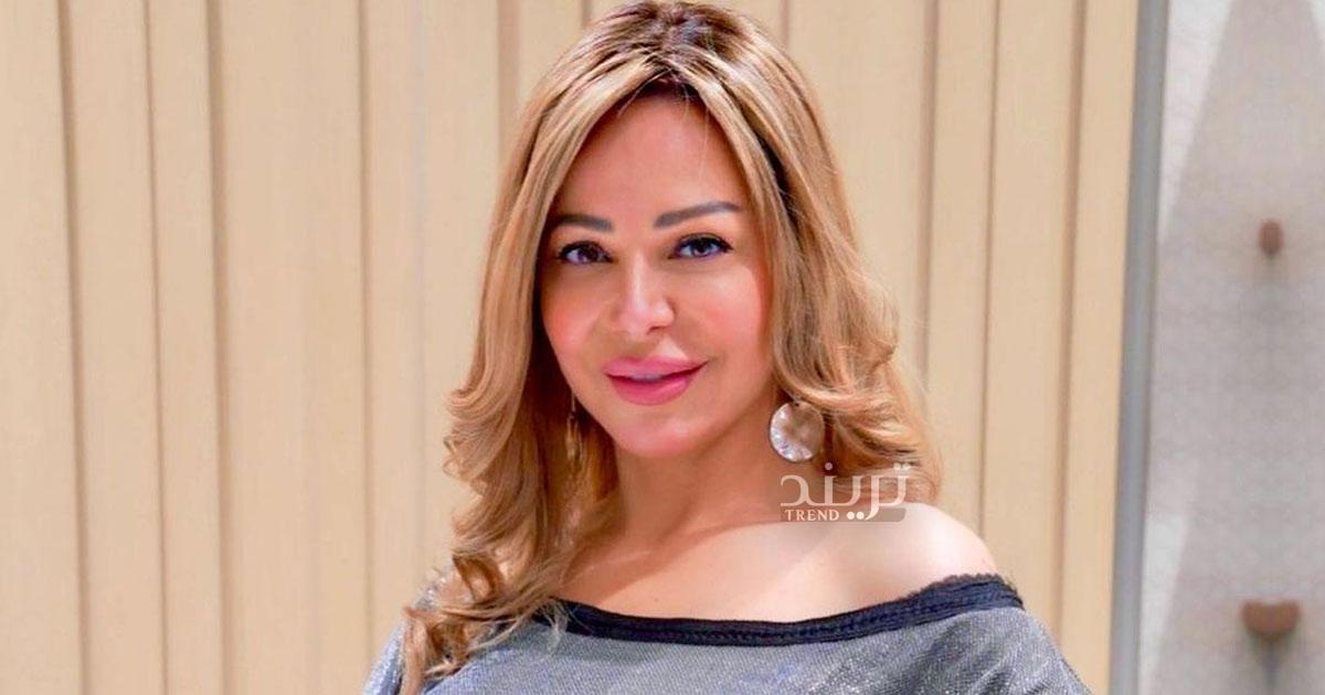 الفنانة سوزان نجم الدين