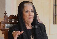 الفنانة السورية منى واصف