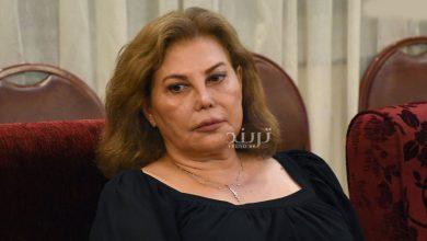 الممثلة ناهد الحلبي