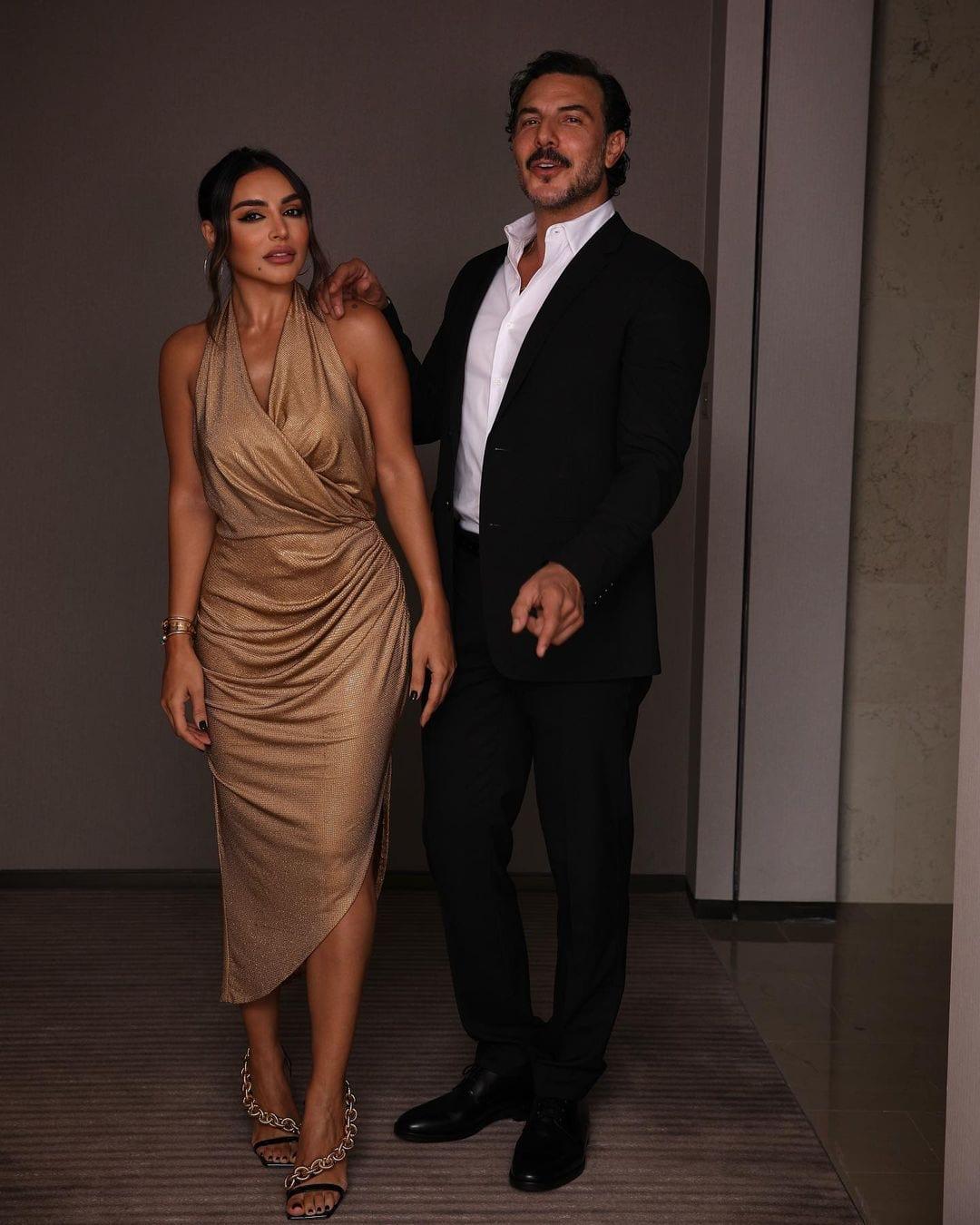 زوجة باسل خياط